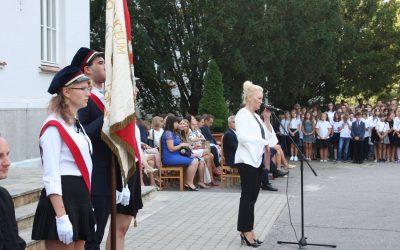 Inauguracja nowego roku szkolnego 2018/2019