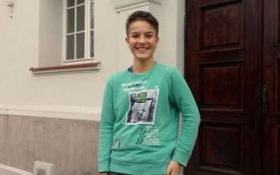 Kuba w Parlamencie Dzieci i Młodzieży Województwa Lubelskiego
