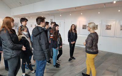 Wizyta w Galerii Aneks