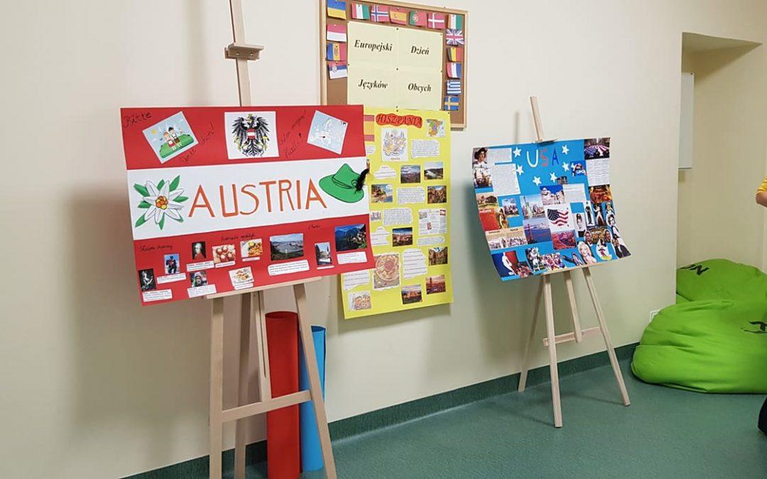 Europejski Dzień Języków Obcych wKlasyku